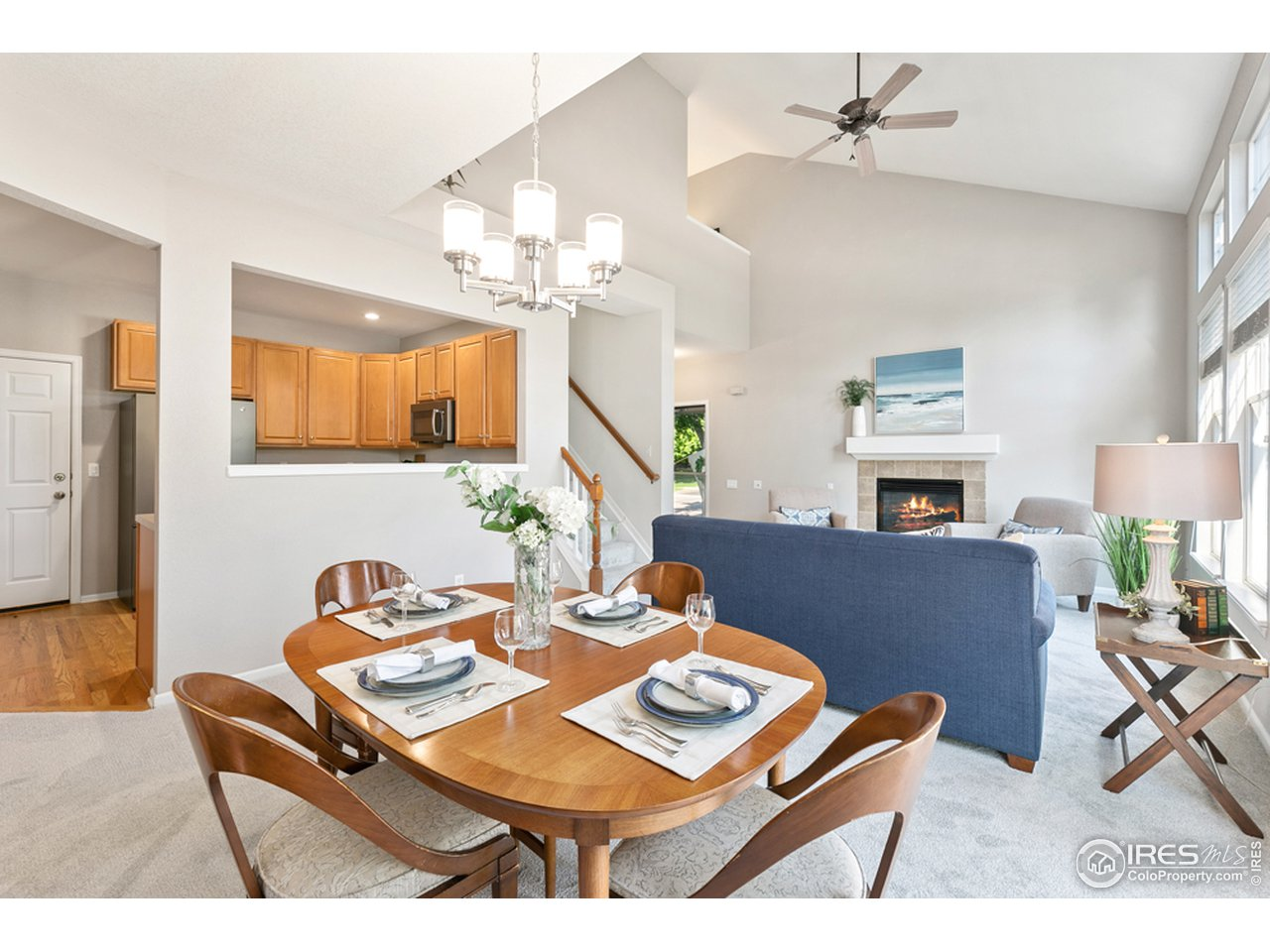 Open Concept - Great for entertaining