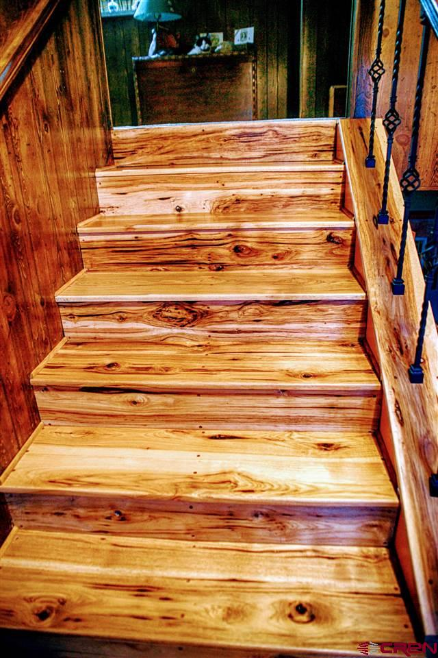 NEW HICKORY STAIRS