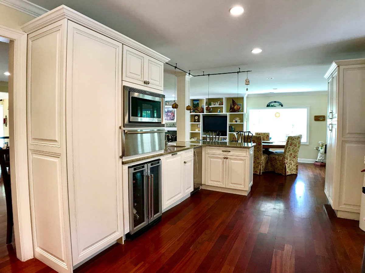 Seemless Design for Appliances and Cabinetry