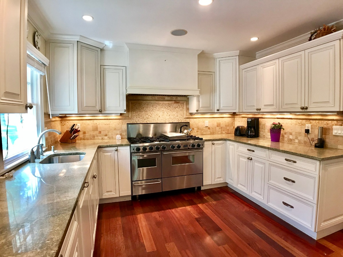 6 Burner Stove & Convection Oven