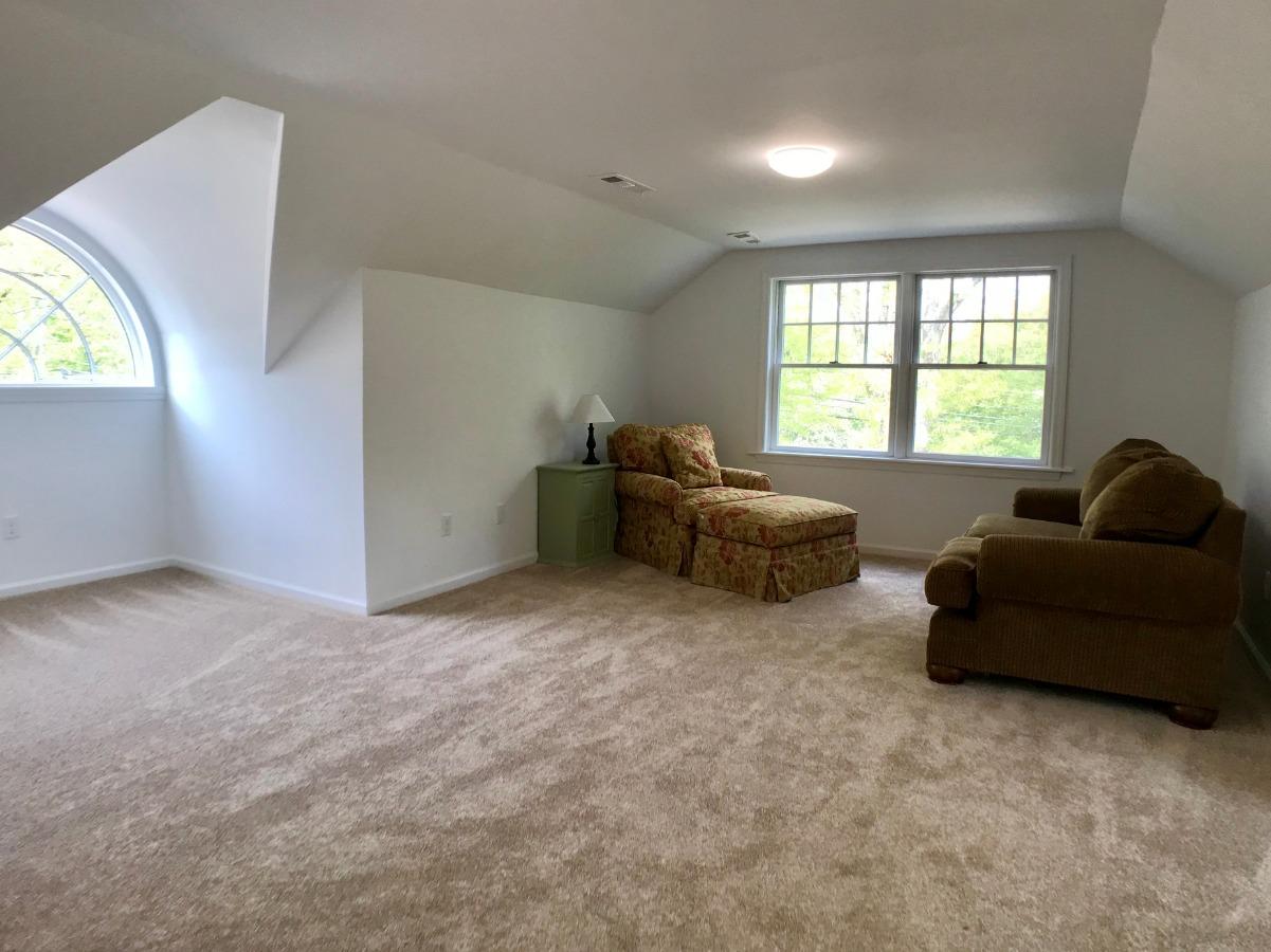 Bonus finished area on 3rd floor