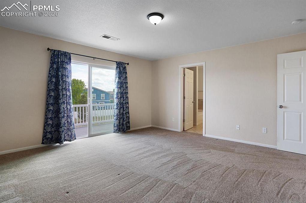 Bedroom #2 has Walk-in Closet!