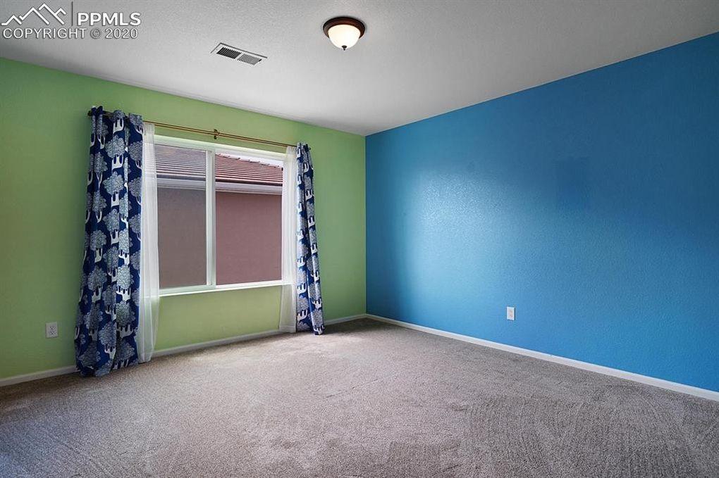 Bedroom #3 also has a Walk-in Closet!