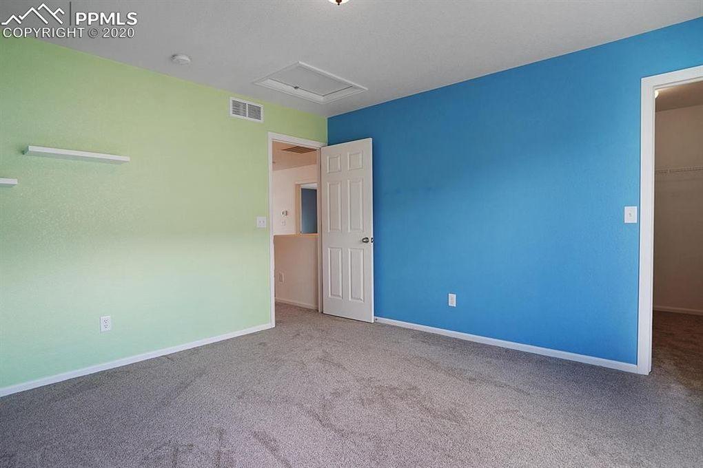 Bedroom #3 is 14'X12'.  Big Bedrooms!
