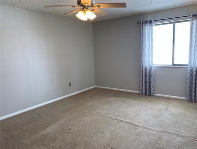 Large Master Bedroom with Plenty of Light