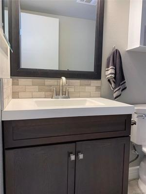 Newly Updated Master On-Suite Bathroom