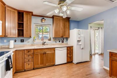 Spacious kitchen. Enjoy cooking for a large group of family or friends.