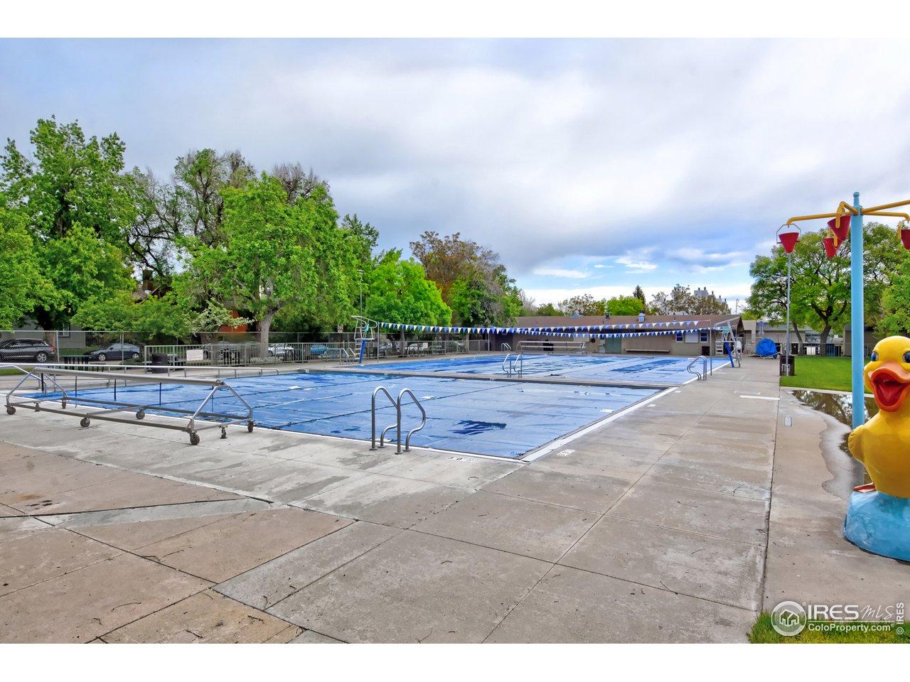Spruce Pool
