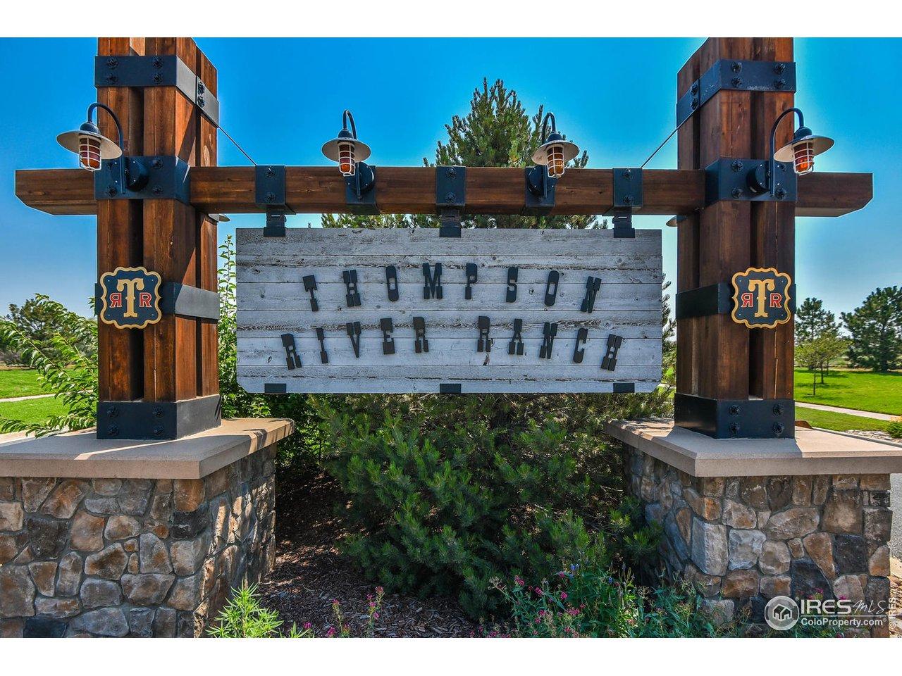 Thompson River Ranch
