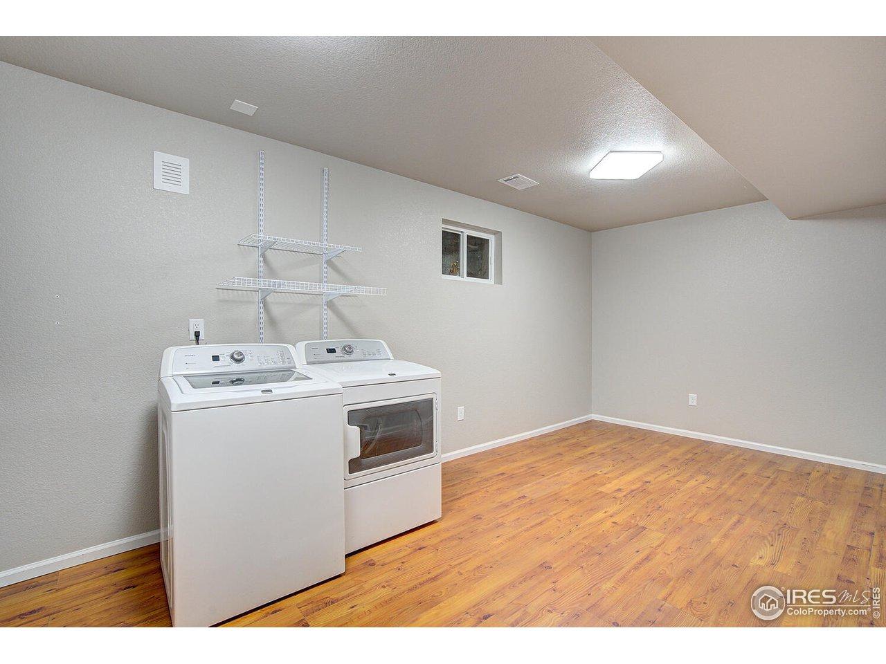 17 x 9 Laundry room