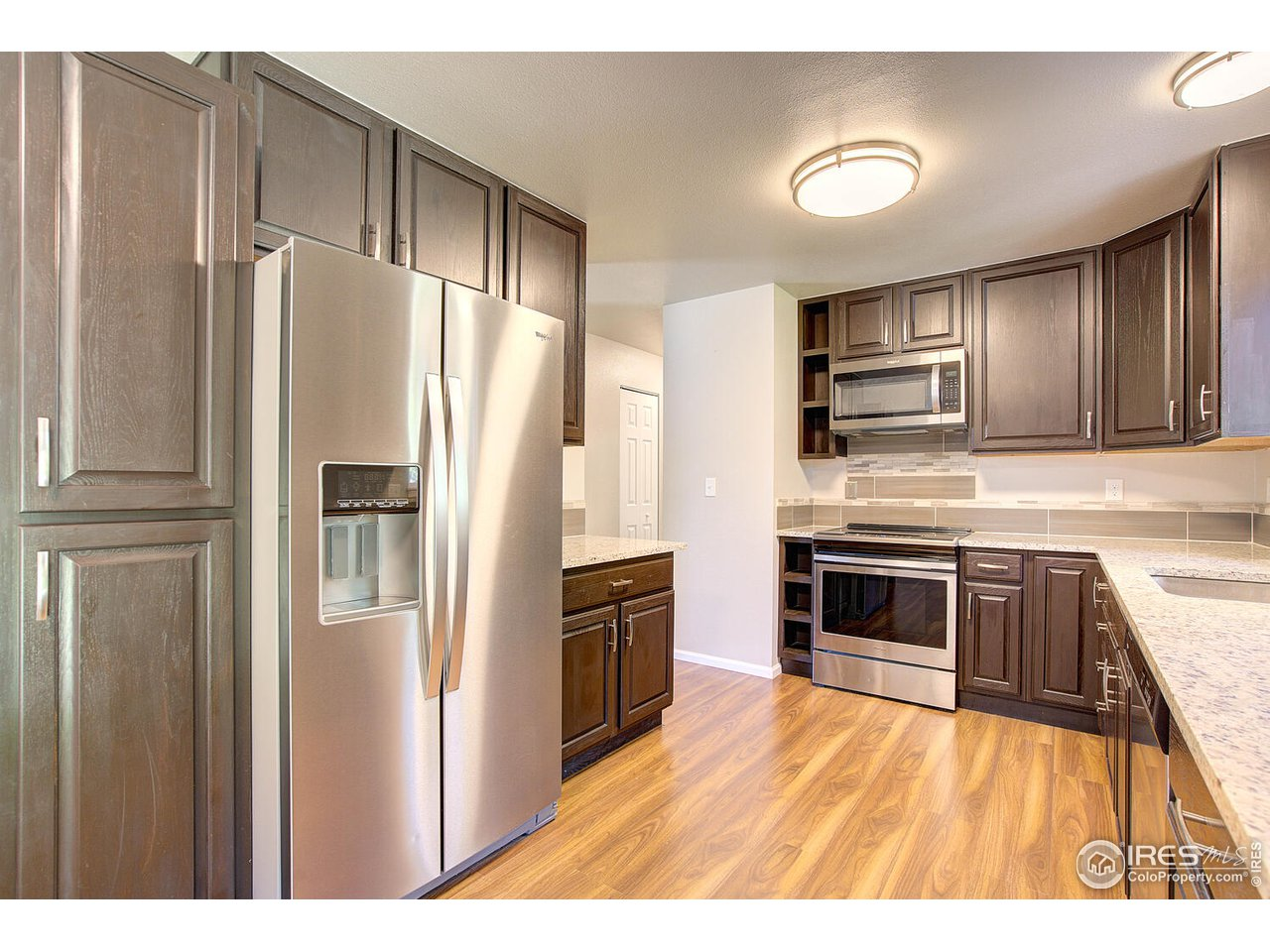 Stainless steel appliances all included