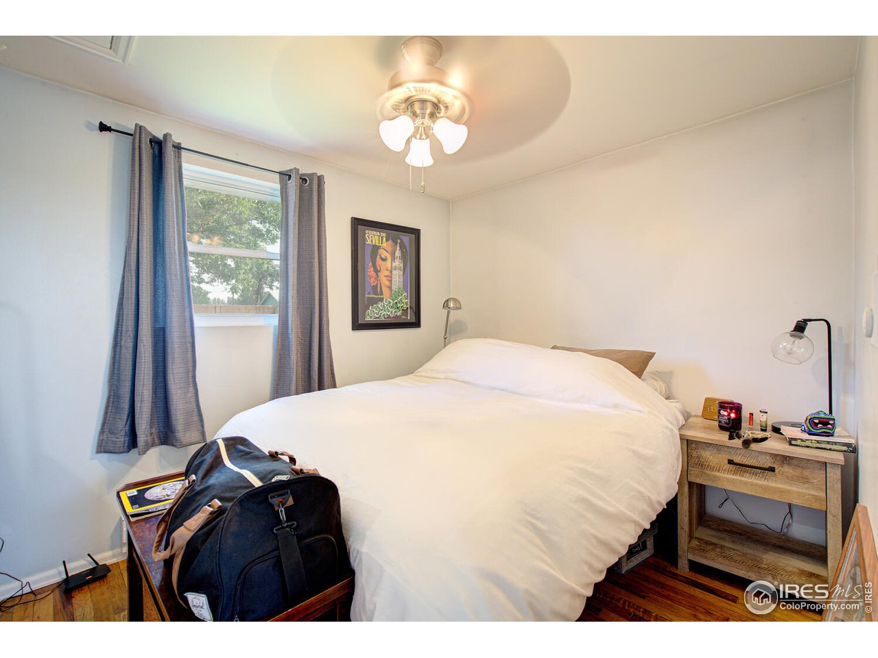 15 x 8 Bedroom.