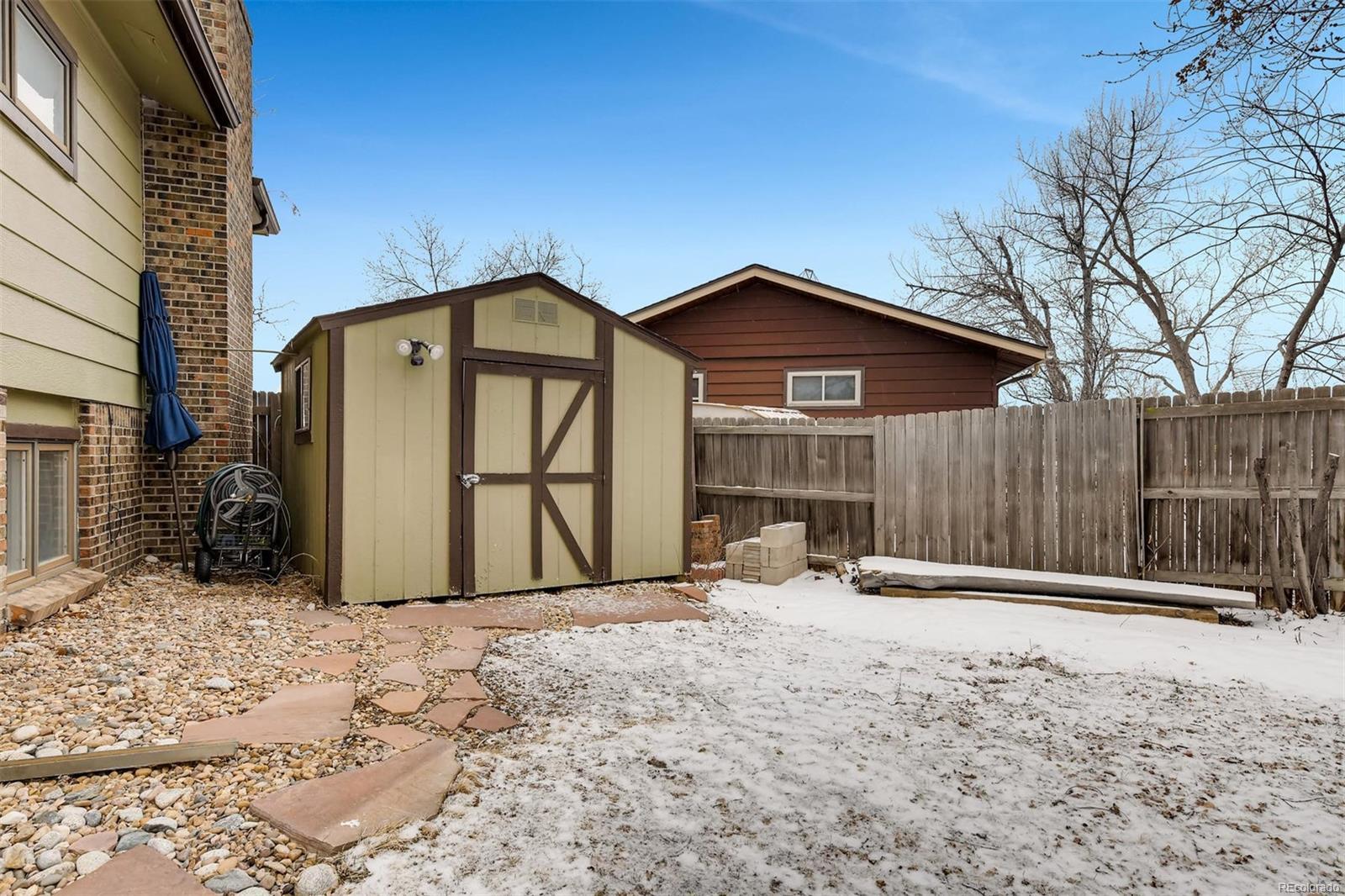 More Backyard Storage In 2nd Storage/Utility Shed!