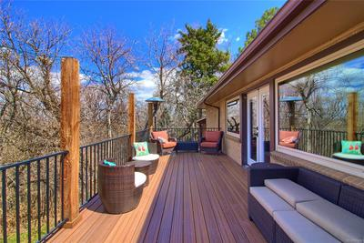 Your Large Elevated Deck -