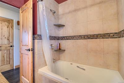 Full Bath Upper Level.
