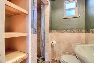 Garden Level 3/4 Bath - Amazing Workmanship.