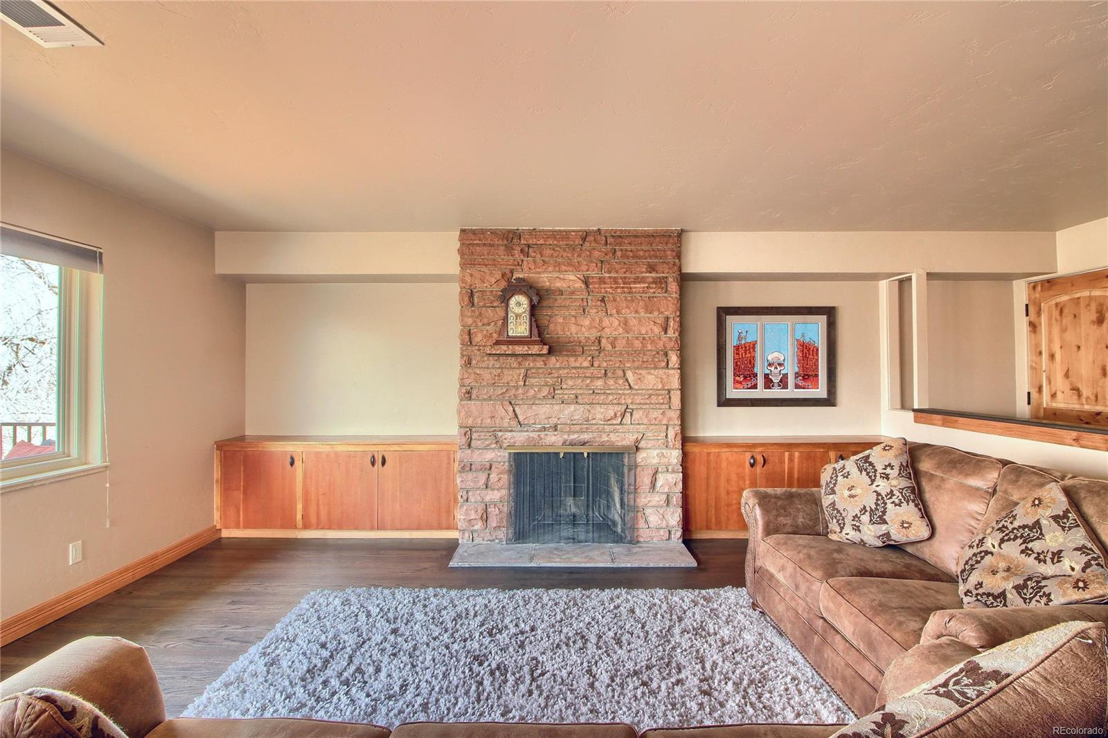 Wood Floors In Mint Condition - Wood Burning Fireplace!