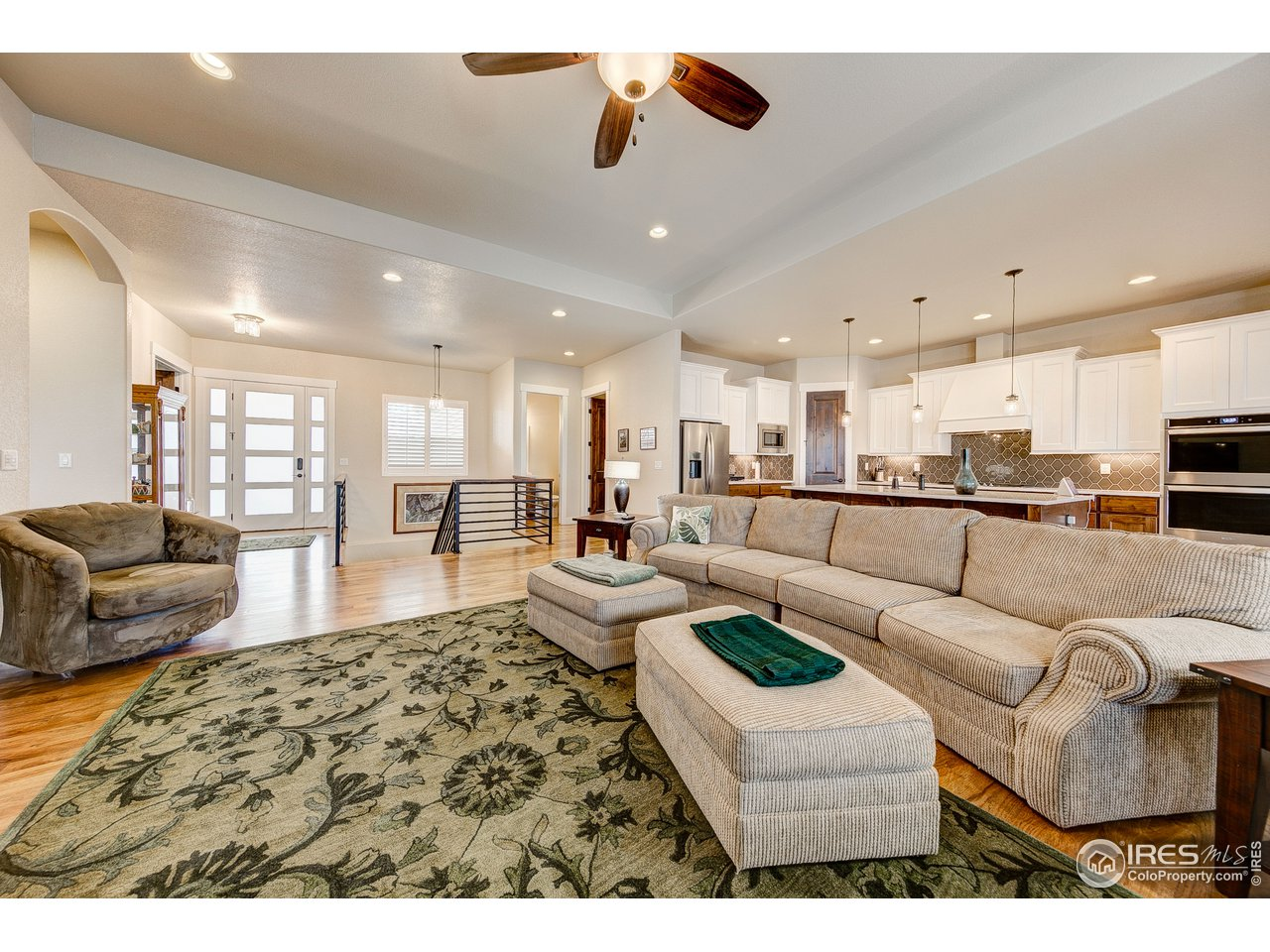 Highly sought after Camden model in RainDance available!
