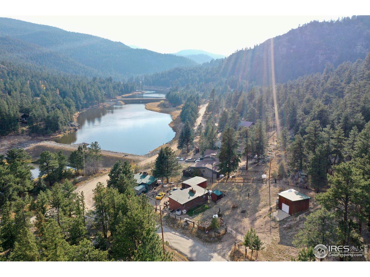 Lake Views & Southern Exposure