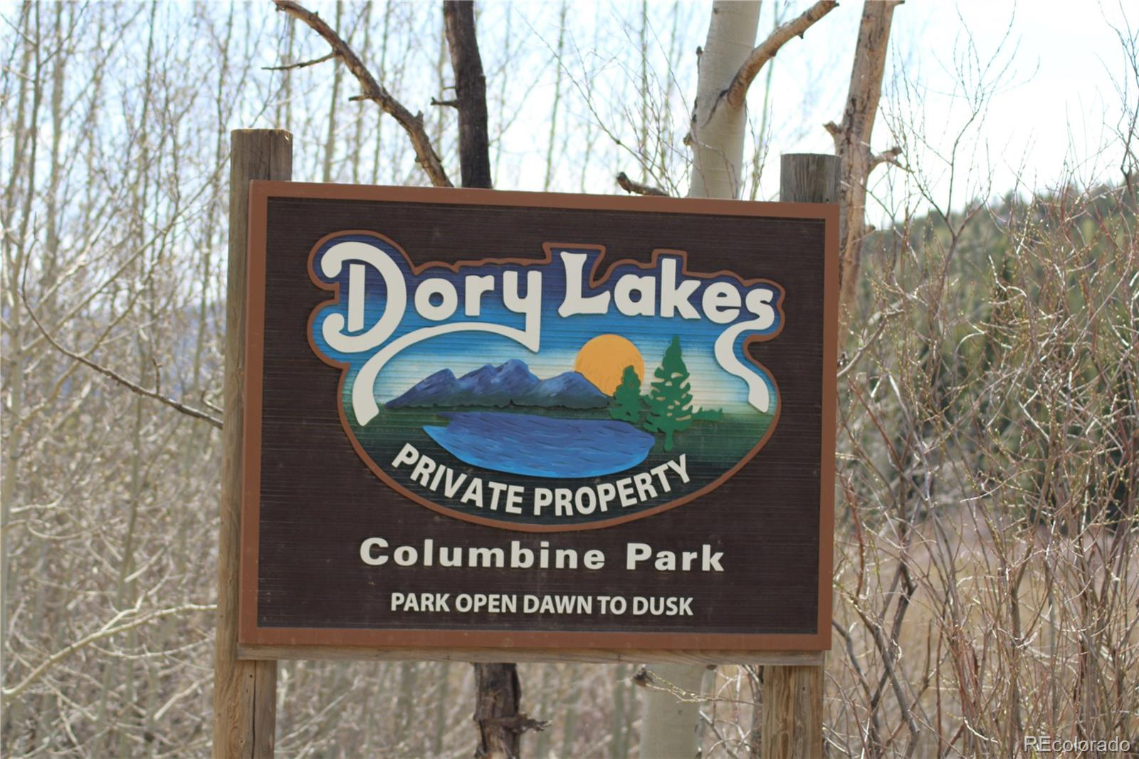 Residents may use Columbine Park for private events