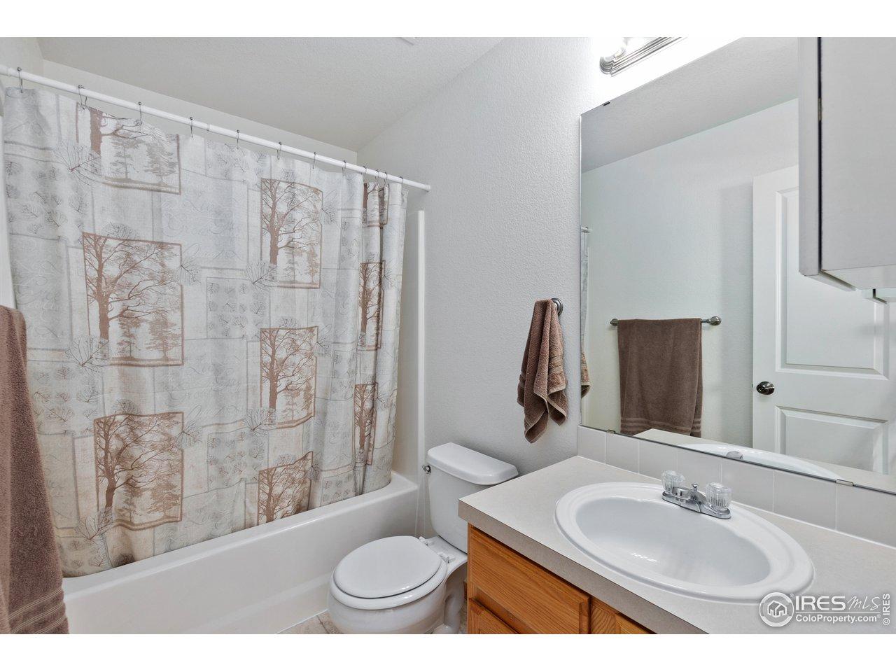 Second Upstairs Bathroom