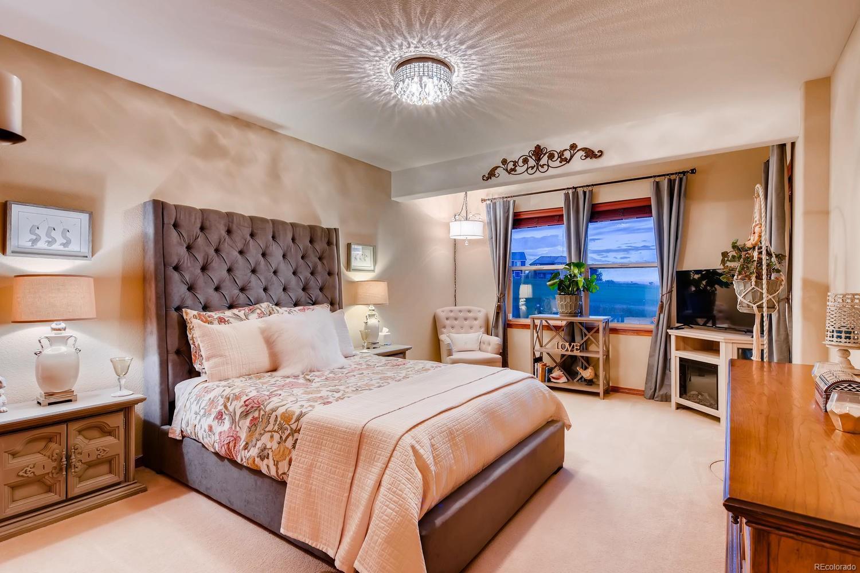 Basement Bedroom 4 with Views