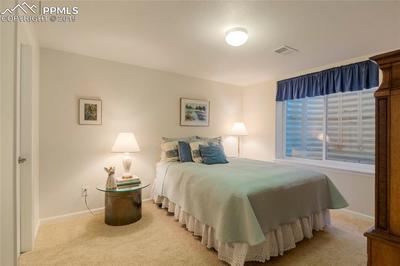 Bedroom 2 has a walk-in closet.