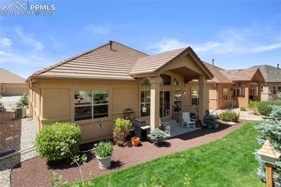 Walk-out to nicely shaded covered patio you can enjoy with your pet as invisible fence is included.