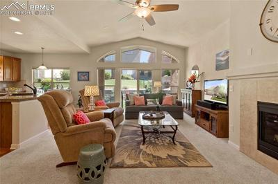 So much natural light it feels like you're in a big sunroom.
