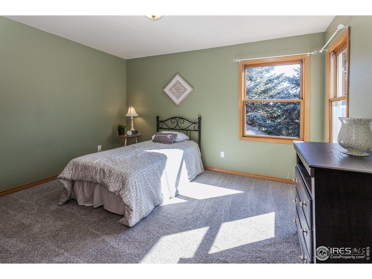 Bedroom #3 - upper level