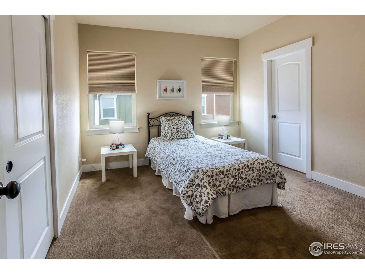 Spacious upstairs bedroom #1
