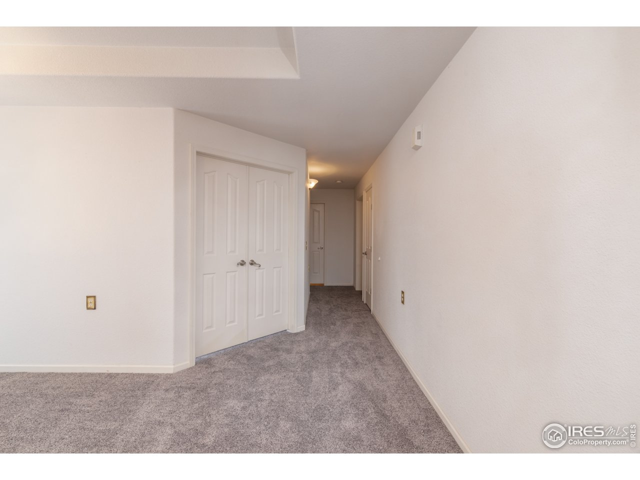 Den/Office/3rd NON CONFORMING BEDROOM and hallway