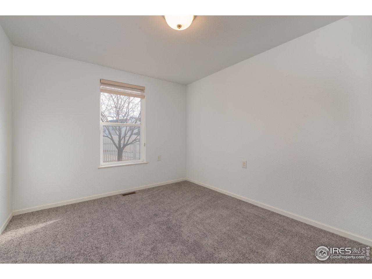 3rd NON CONFORMING (No Closet) bedroom/Den/Office