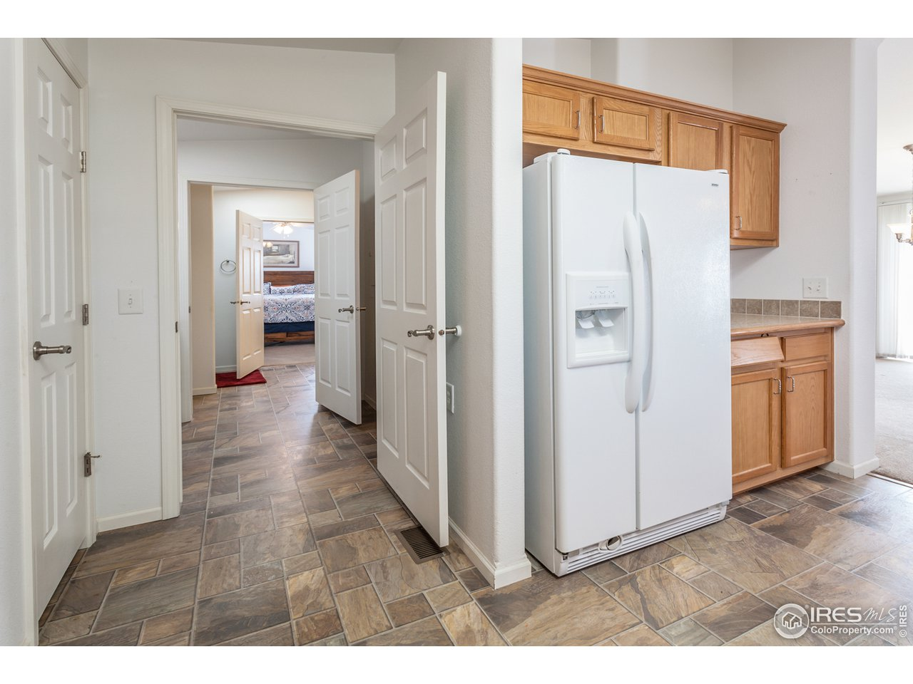 All appliances stay including refrigerator