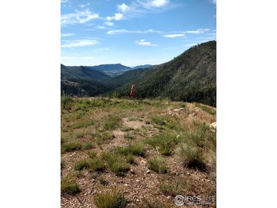 House site with view of Horsetooth Rock