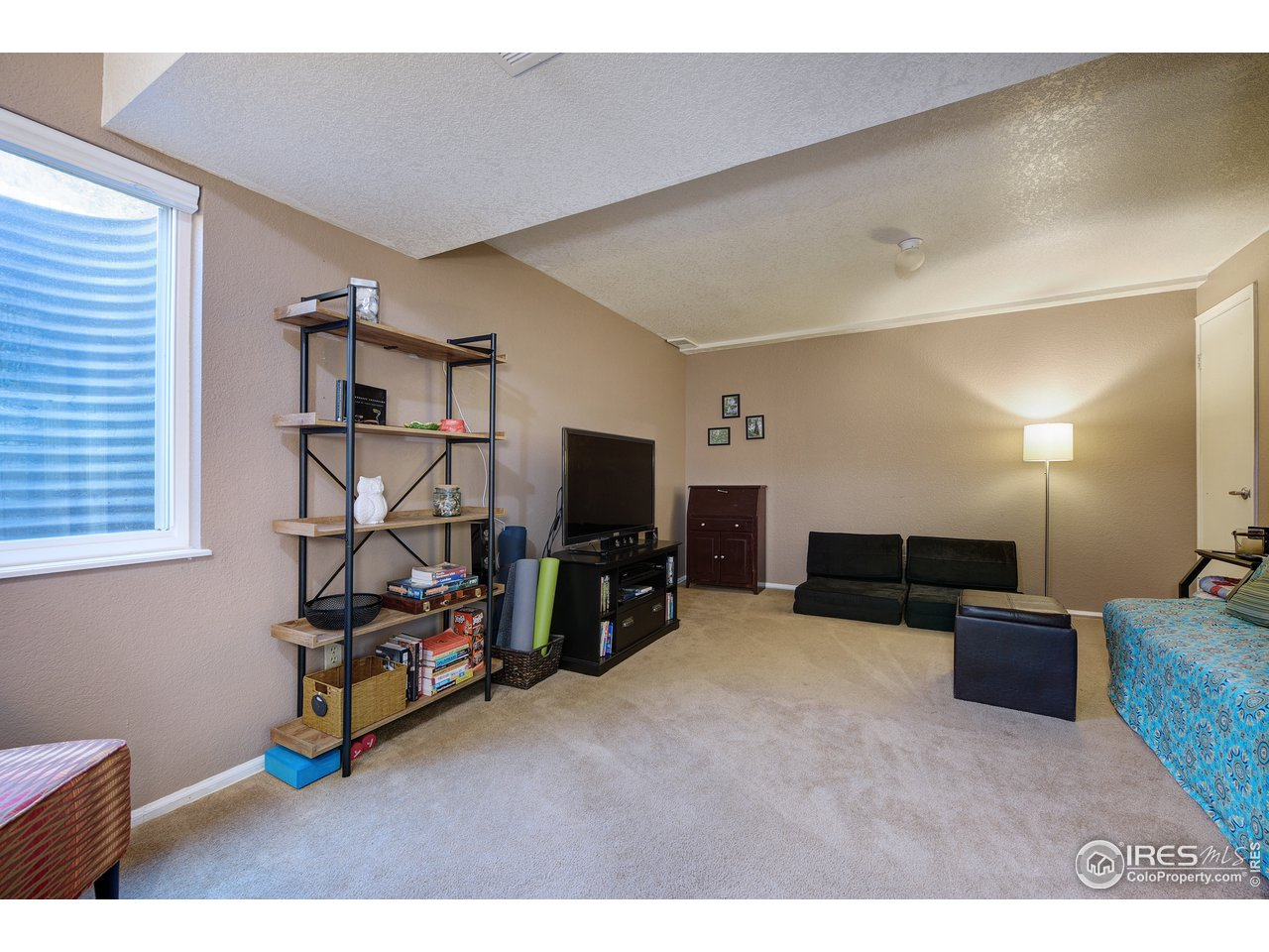 3rd bedroom or additional family/rec space