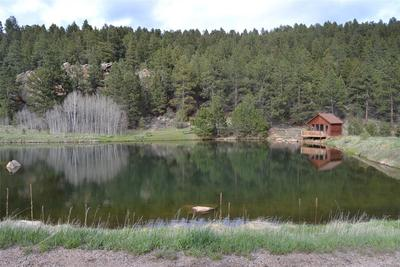 Catch-and-release fishing pond for the Will-O-Wisp Community