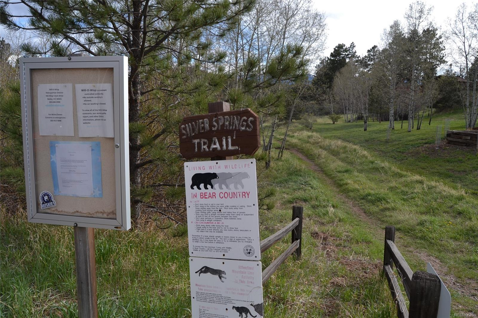 Plenty of trails and open space to discover
