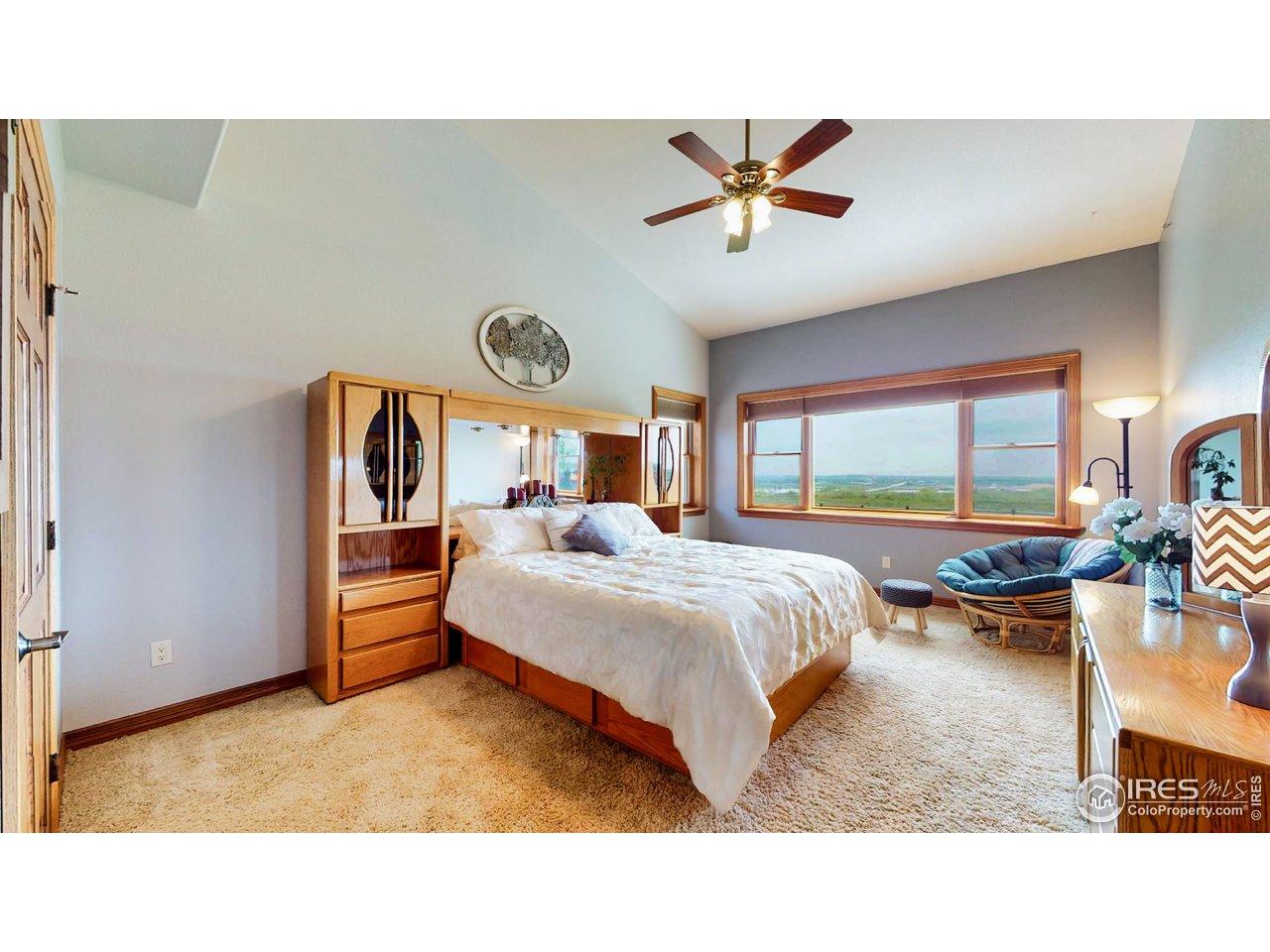 3rd Bedroom w/Views