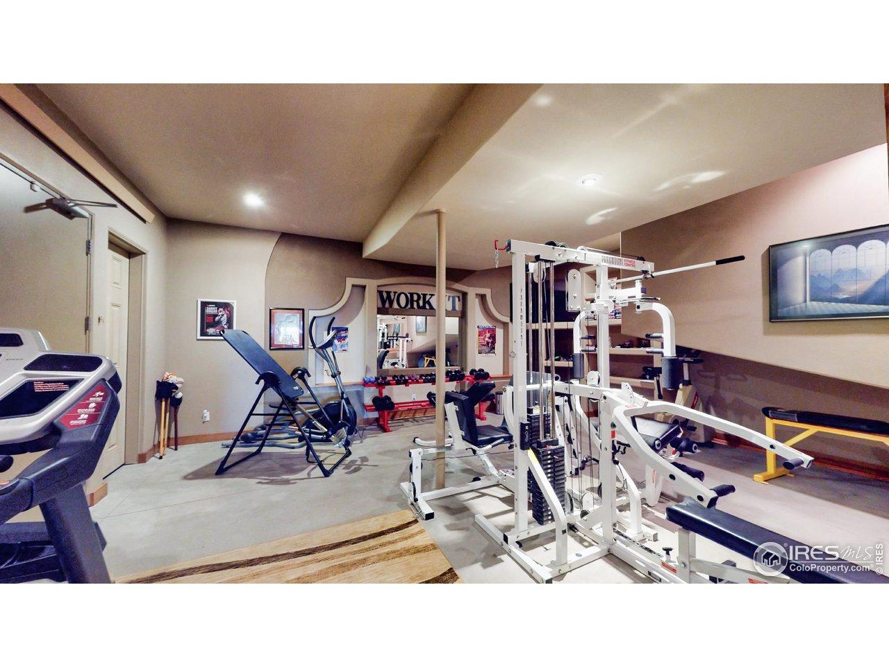 Work It!  - Gym