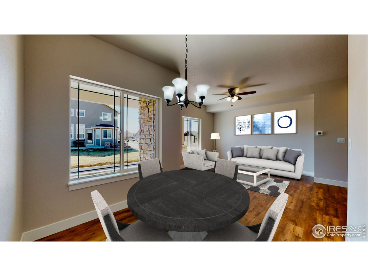 Poudre Floor Plan Available Now!