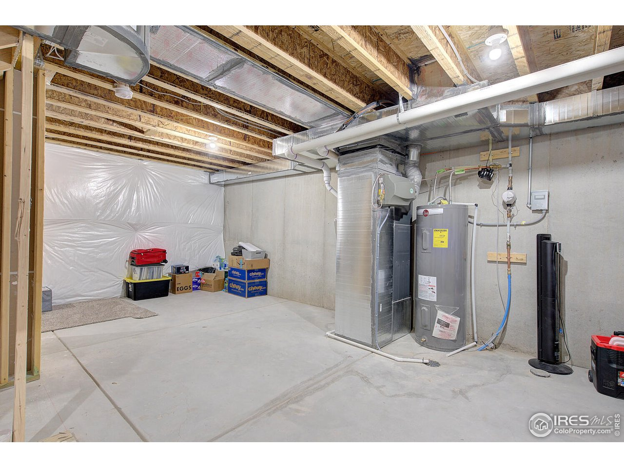 High Efficient Furnace and A/C