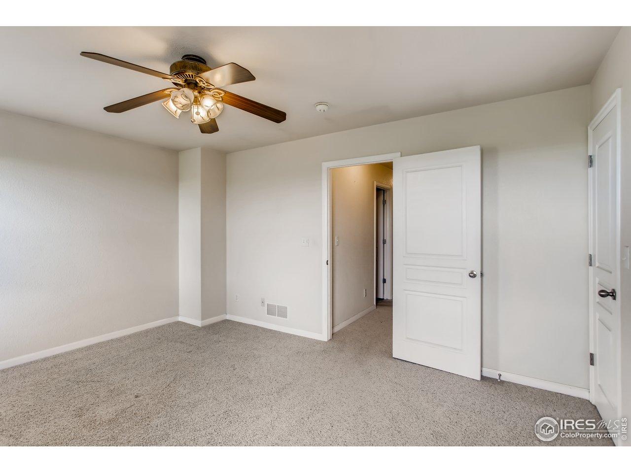 Large Primary Bedroom 15 x 11
