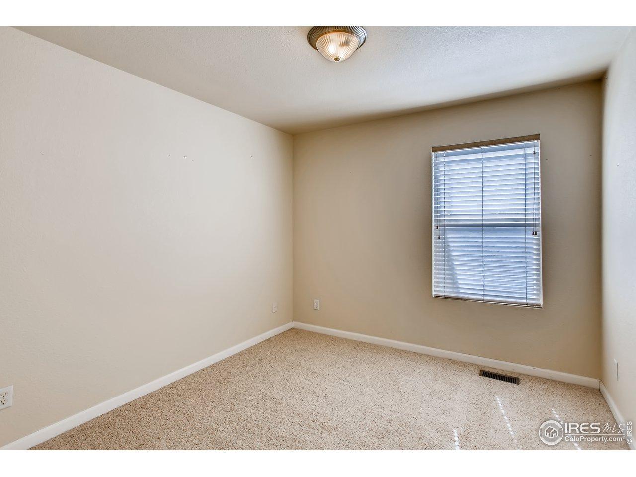 3rd Bedroom Main Floor