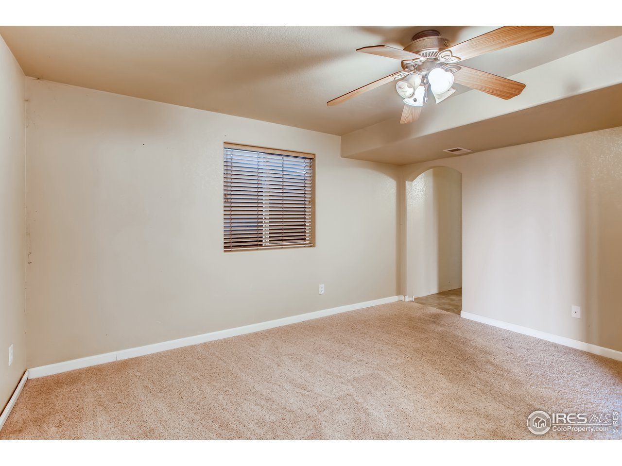 2nd Primary Suite in Basement 14 x 14