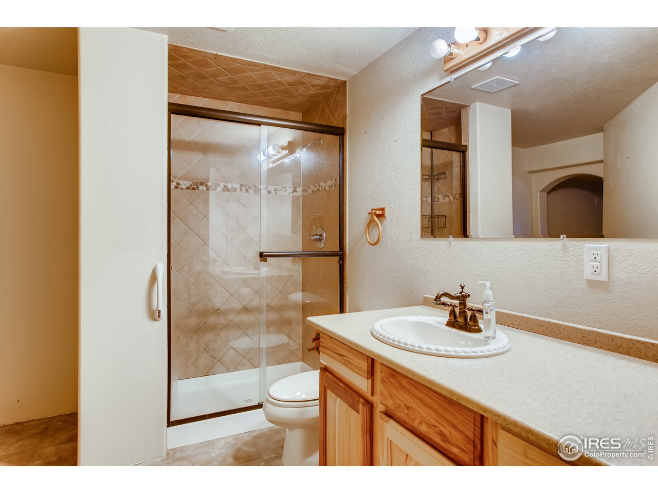 2nd Primary Bath in Basement