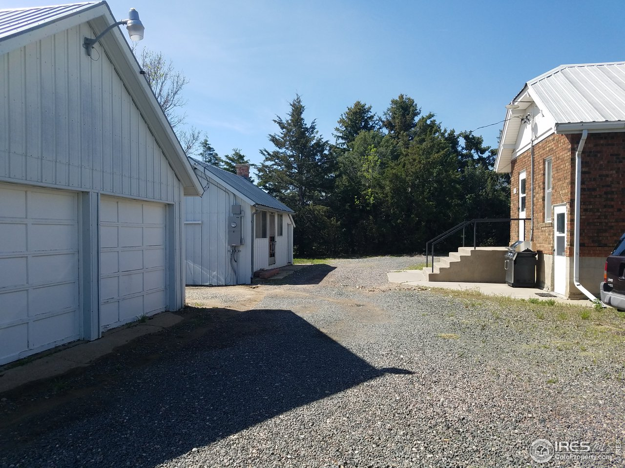 2 car garage and studio