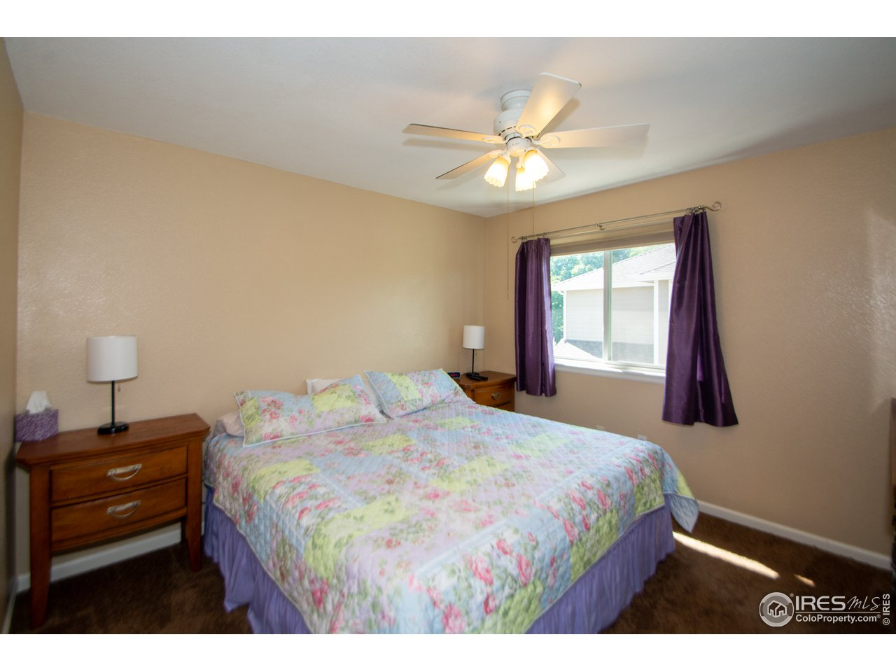 Upstairs Secondary Bedroom