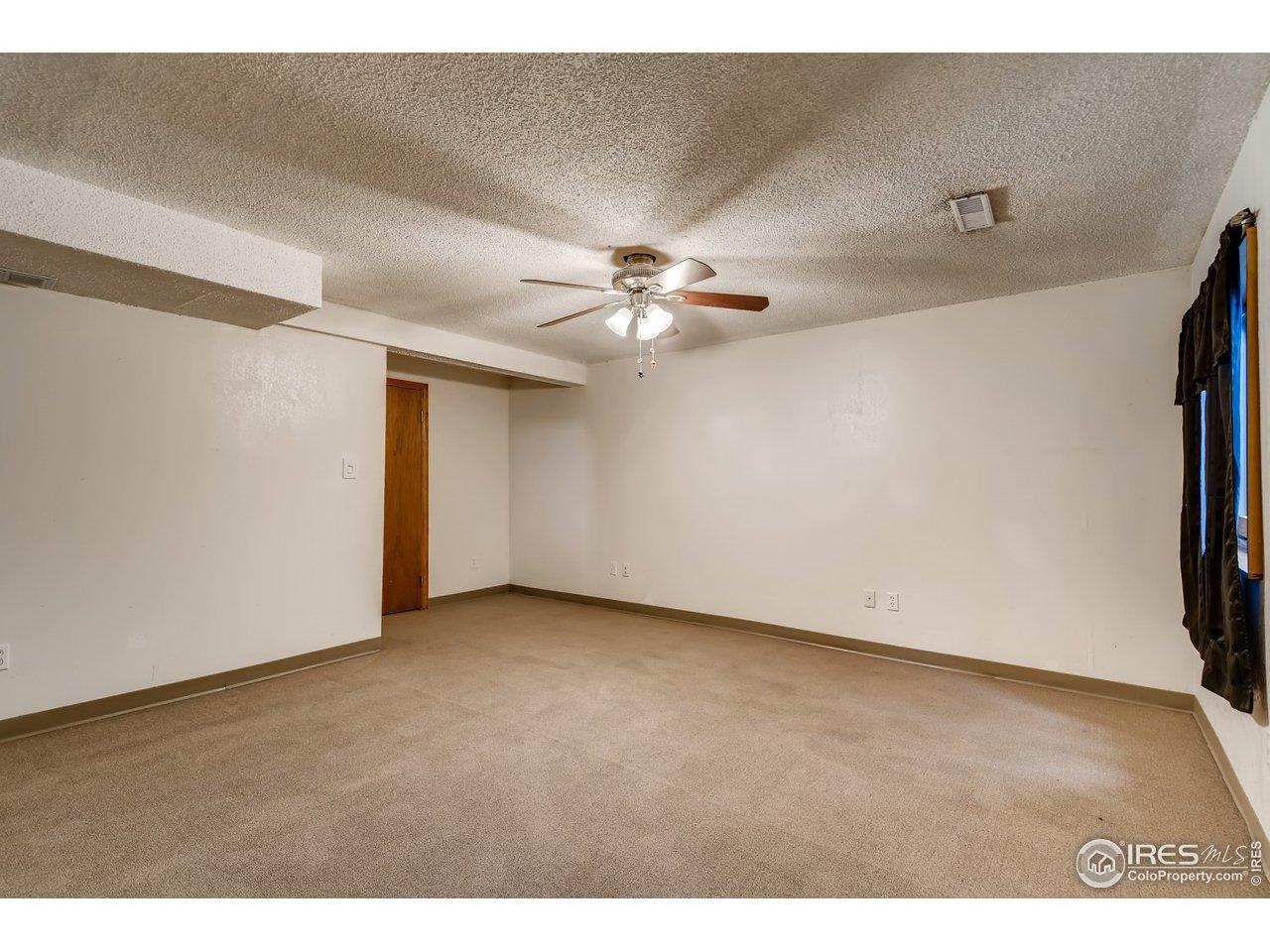 Basement Rec Room