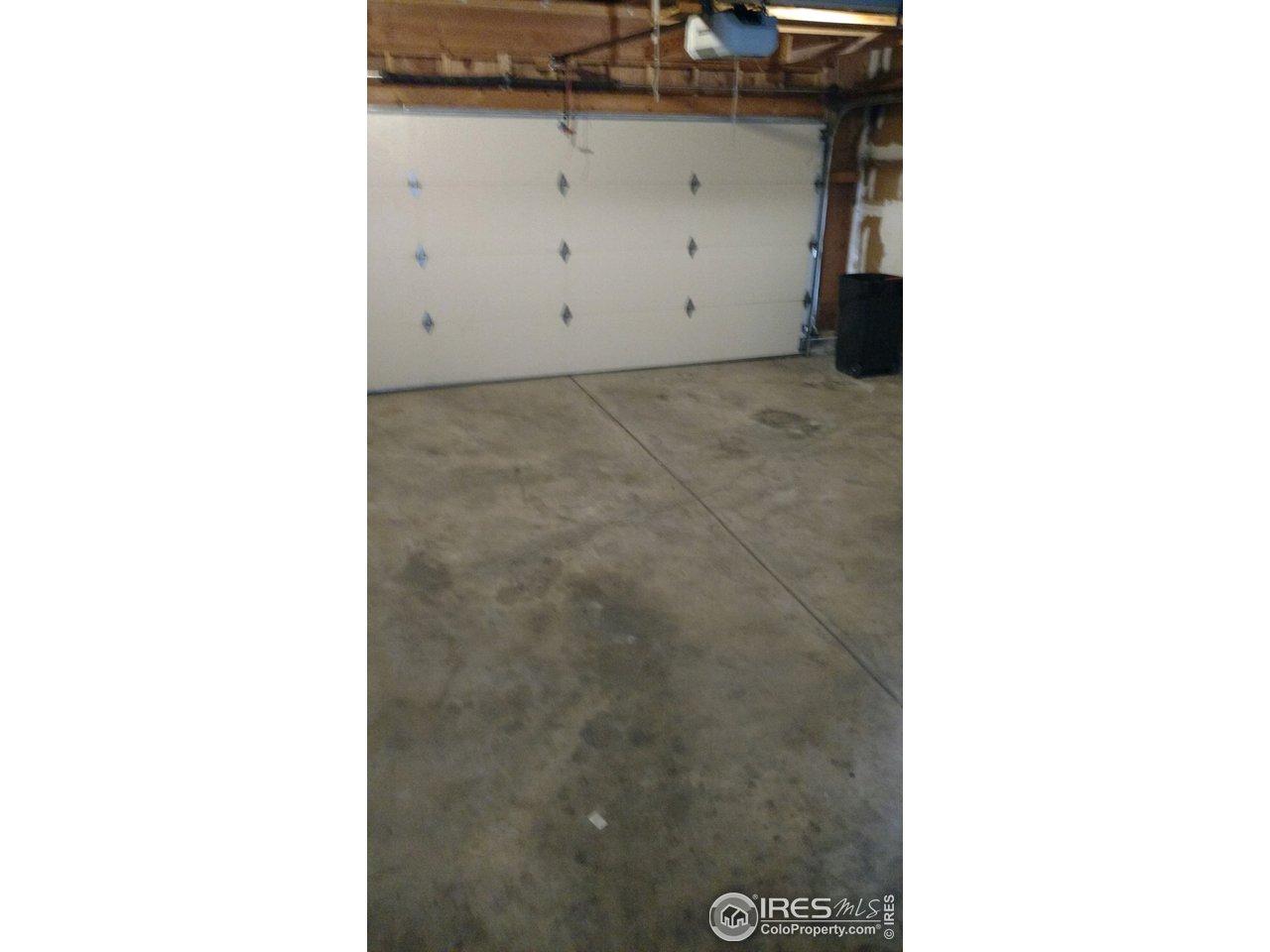 2 Car Attached Garage